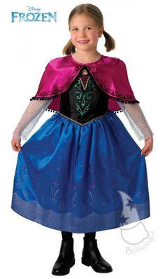 Disfraz de Anna de Frozen Disney Ref. 10767 | Disfraces infantiles | Comprar en Tienda-disfraces.es