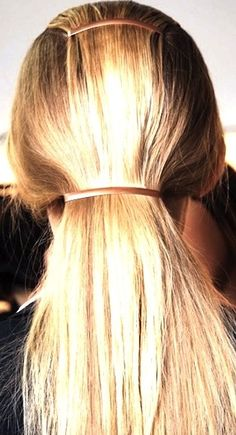 Barrette Hairstyles Prepossessing 11 Ways To Update The Hairstyles You Wore As A Kid  Barrette Hair