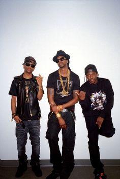 Big Sean + 2 Chainz + Pusha T