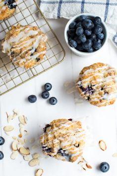 Blueberry Coffee Cake Muffins
