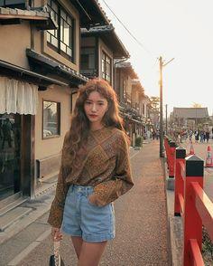 """(@stylenanda_korea) on Instagram: """"#stylenanda #kyoto"""""""