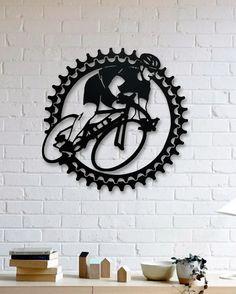 Bisiklet Metal Poster - Bicycle