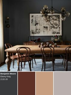 Add drama to any space with this dark shade of gray. Check out our favorite ideas for incorporating charcoal into your designs.
