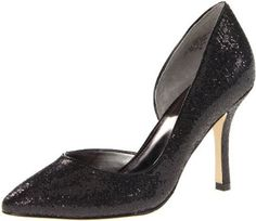 AK Anne Klein Women's Zya Pump, Black