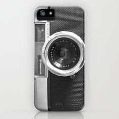 iPhone4 case Old School Camera Phone - Also available as iPhone5 case and iPhone skin iPhone Case