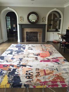By Stark: Metro / Lexington design, 10 x 14 rug. Decor, Lexington, Master Bedroom, Rugs, Contemporary Rug, Home Decor, Interior Design Projects
