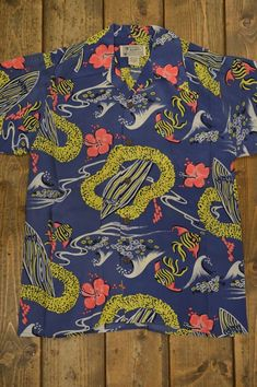 USED & IMPORTED CLOTHING ウエスビルブログ AVANTI SHIRTS HAWAII ...