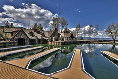 【スライドショー】米タホ湖畔の映画「ゴッドファーザー」にゆかりのある邸宅 - WSJ.com