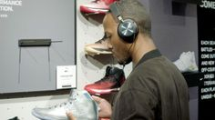 Foot Locker Learns a Move From Museums, Launching In-Store Sneaker Audio Tours