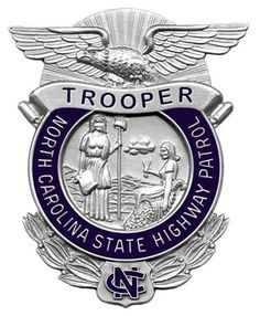 North Carolina State Highway Patrol, My husband a true hero!  I am so proud of him!