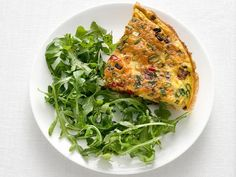 Get Butternut Squash Frittata Recipe from Food Network