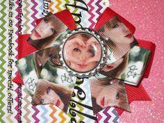 Taylor Swift inspired hair bow clip by AMAYABELLA on Etsy, $5.00