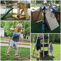 Outdoor Projects for Kids – Frugal Fun For Boys and Girls