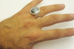 How To Make a Ring With Bezel Setting | Jesse-International.com