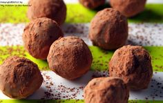 ... Happy Valentines Day & David Lebovitzs Chocolate Port Truffles