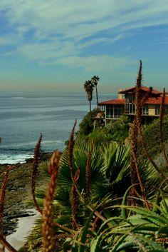 Del Mar, California    Aaahhh yes... Del Mar... breathtakingly beautiful.  ♥