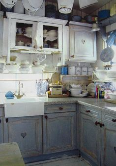 vintage by nina hartmann | kitchen