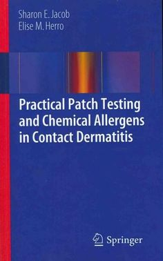 Practical Patch Testing and Chemical Allergens in Contact Dermatitis covers the most relevant allergens in a concise and algorithmic fashion, with practical tips for patch testing. This book assists p