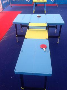 Mondial Ping Tour - Artengo Free Ping Pong