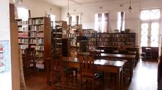 my old boarding school, Eveline High School, Bulawayo, Zimbabwe Colonial Architecture, School Architecture, Zimbabwe, The Good Place, Ceiling Lights, High Schools, Amazing Places, Libraries, Childhood Memories