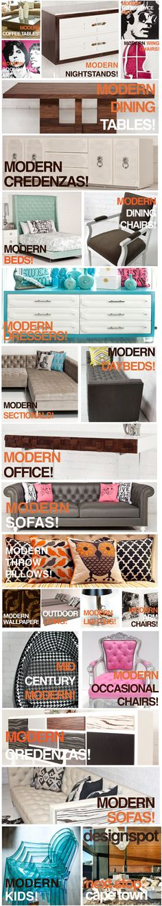 Modern Furniture | Modern Sofas | Mid Century Modern Furniture