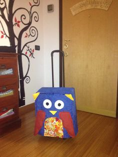 Owl trolley cover