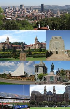 Pretoria - Wikipedia, the free encyclopedia