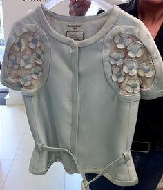 chaqueta vintage courreges