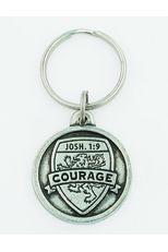 Courage Keyring