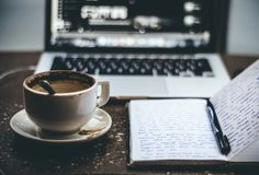 Coffee and writing - they go together so well xxx
