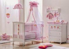decoracion cuarto de bebe nia buscar con google