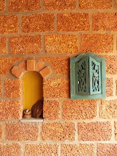 Centre for Vernacular Architecture Trust :: Gallery Home Room Design, Home Office Furniture Design, Indian Home Design, Stone Wall Design, Traditional House, Village House Design, House Design Photos, Small Balcony Decor, Kerala House Design