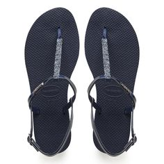 Havaianas You Riviera Crystal Sandal Navy Blue  Price From: £43.20