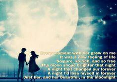 #Her #Me #Moonlight #Forever