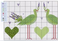 Cross Stitch Needles, Cross Stitch Heart, Cross Stitch Flowers, Cross Stitch Designs, Cross Stitch Patterns, Cross Stitching, Cross Stitch Embroidery, Album, Needlepoint