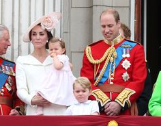 Pin for Later: Kate Middleton and Princess Charlotte's Matching Outfits Are So Darn Cute We Can Hardly Contain Ourselves Seriously — They Should Frame These Photos!