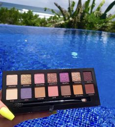 """The new Anastasia Beverly Hills palette """"NORVINA"""" is beyond beautiful!! I lobe the purples!!"""