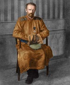 Roman Fyodorovich von Ungern-Sternberg