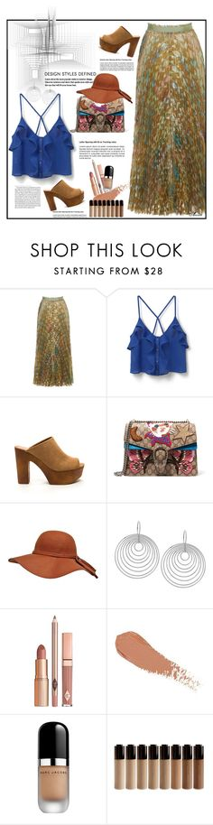 """""""Defined your style"""" by wodecai ❤ liked on Polyvore featuring Schumacher, Roberto Cavalli, MANGO, Gucci, Athra Luxe, Dolce Vita and Marc Jacobs"""