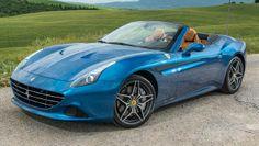 Ferrari California T   | Drive a Ferrari  @ http://www.globalracingschools.com