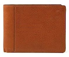 Bosca Correspondent Collection Executive ID Wallet Chestnut One Size Chesnut -- You can find out more details at the link of the image.