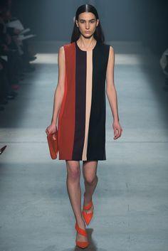 Narciso Rodriguez Fall 2014 Ready-to-Wear Fashion Show - Mijo Mihaljcic