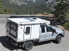 Flatbed installation on Ford F250 - Expedition Portal