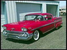 1958 Chevrolet Impala Hardtop  348/280 HP