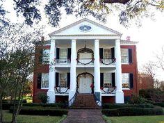 Rosalie Mansion, Natchez Mississippi