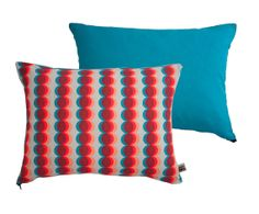 Circles  Screenprinted cushion by KanganArora on Etsy, £35.00