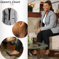 queen latifah casual outfits - Google Search