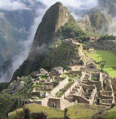 Machu Pichu ... histoire !