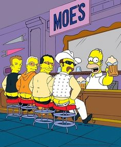 U2 The Simpsons! See more #cartoon pics www.freecomputerdesktopwallpaper.com/wcartoonsseven.shtml Thank you for viewing!