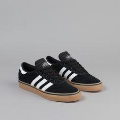 Adidas Adi-Ease Premier Shoes - Core Black / FTW White / Gum